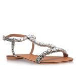 Carvela flat embellished sandals