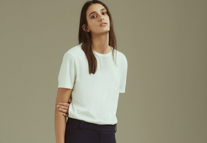 best white tshirts womens fashion style