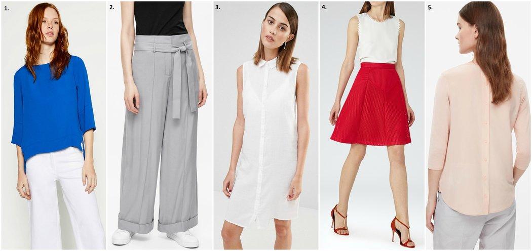 business casual work wear women spring summer 2016