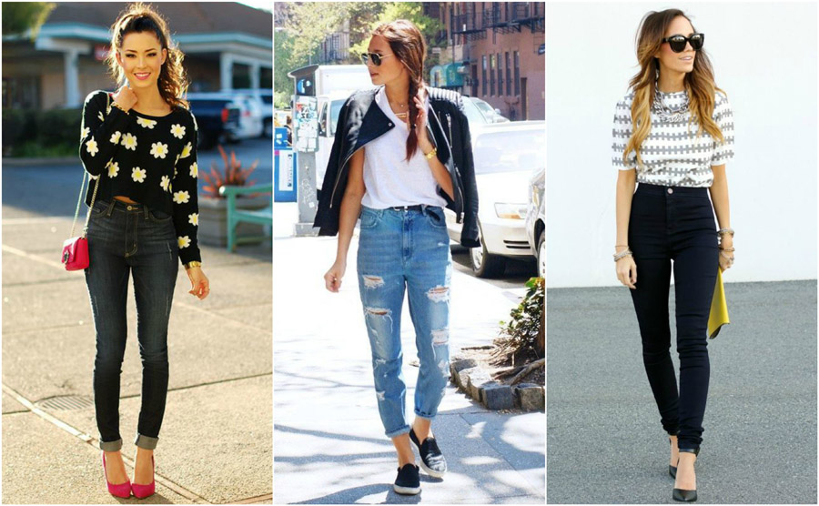 The Best High Waisted Jeans – How They Should Fit & What ...