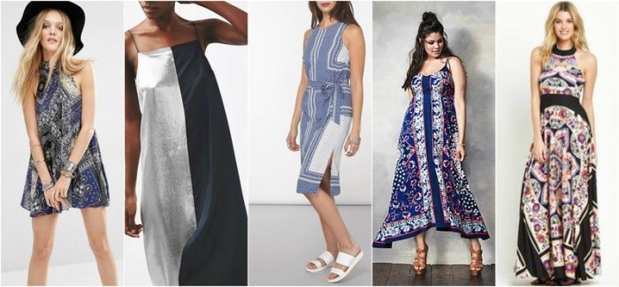 Top High Street Scarf Dresses for women