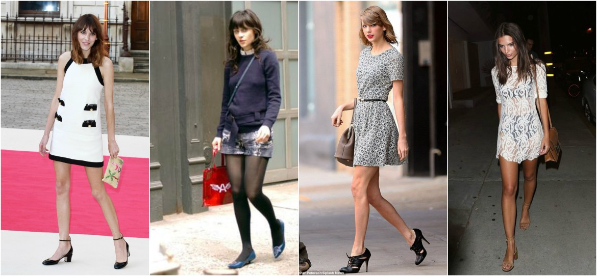celebs-in-low- comfortable heels