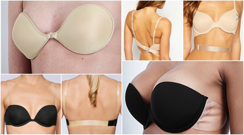 Best Bras for Backless Tops