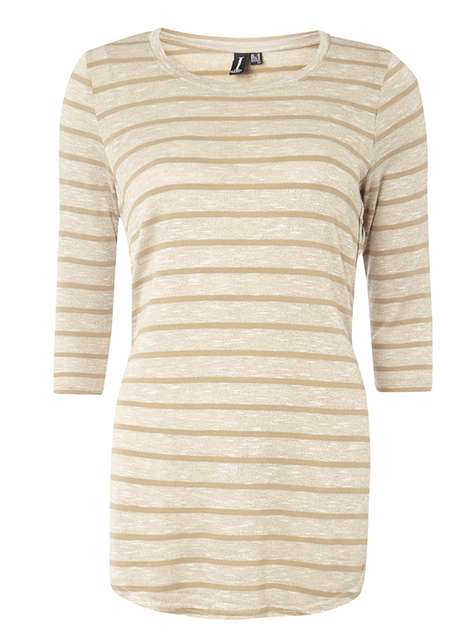 Izabel London Stripe Top at Dorothy Perkins £10.00