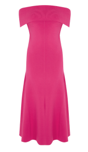 Warehouse Deep Bardot Dress £89