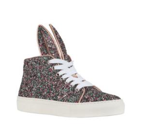 Minna Parikka Bunny Glitter Sneaks £220