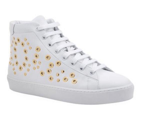 Burberry Dorny Eye High-Top Sneakers £495.00