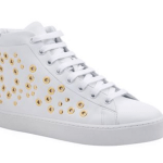 Burberry Dorny Eye High-Top Sneakers £495.00
