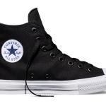 Black Converse High-Top sneakers £60