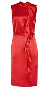 Lola Ruffle Front Dress £70