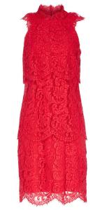 Sophia Tiered Lace Dress £65