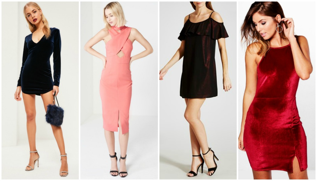 cheap- dresses to wear for New Year's Eve