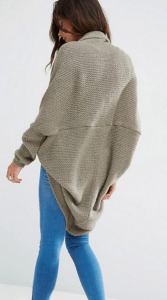 ASOS Cardigan In Cocoon Shape £22.00