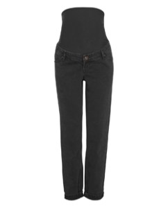 Topshop Maternity Over the Bump Mom Jeans
