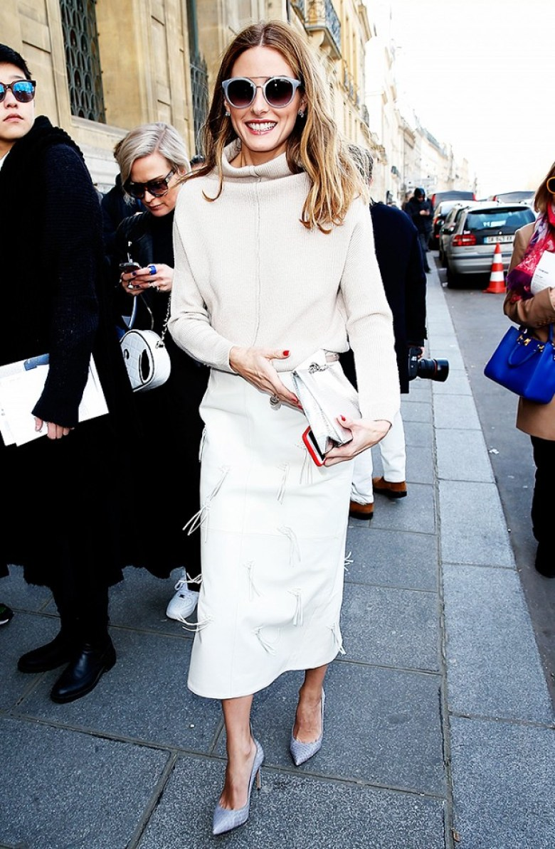 Fall work wear - Olivia Palermo