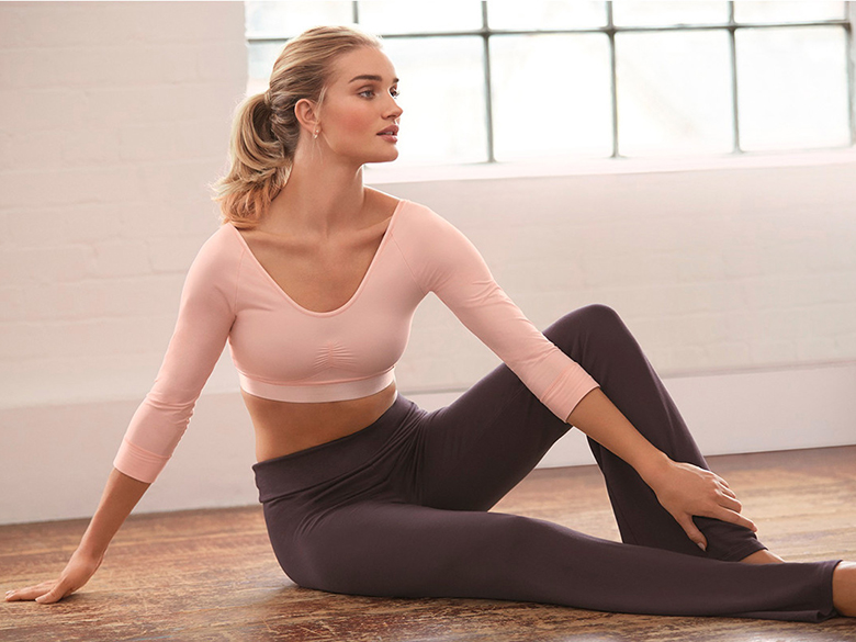 autograph activewear rosie huntington-whiteley