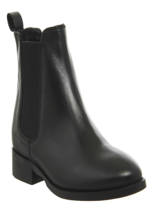 Office Bramble Chelsea Boots Black Leather