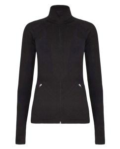 LNDR Base Jacket - Black Marl £135