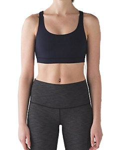 Lululemon Energy Bra - Midnight Navy £38