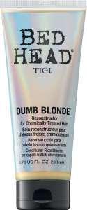 Tigi Bed Head Dumb Blonde Reconstructor Deep Conditioner treatment