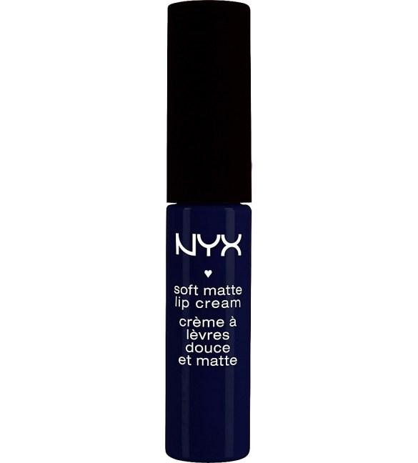 NYX Liquid Lipstick Moscow