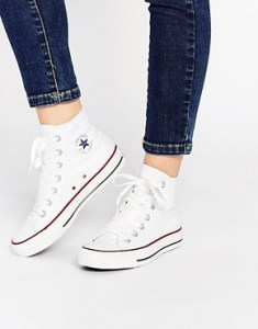 Converse, trainers, white, chuck taylors