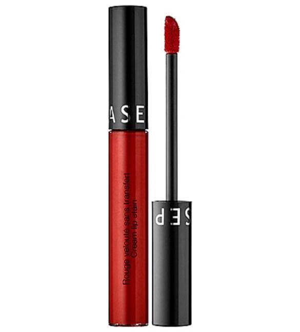 Sephora red liquid lipstick stain