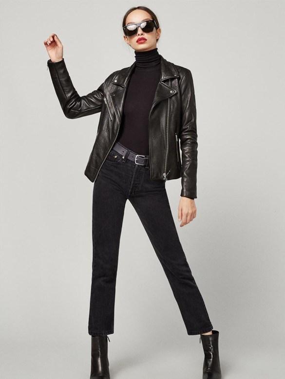 bad leather jacket