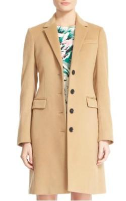 Nordstrom Burberry Sidlesham Wool & Cashmere Coat - $1,795