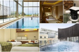 Best Spa Breaks in the UK and What to Pack Cover