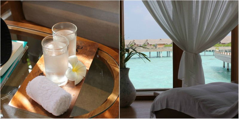 serenity spa milaidhoo resort maldives