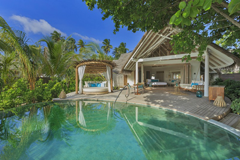 Milaidhoo Beach Pool Villa