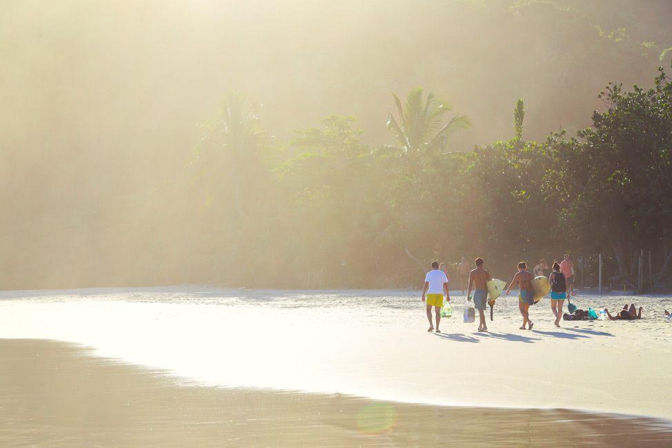 Lopes Mendes Beach Ilha Grande