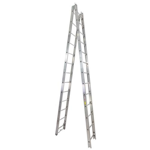 1275-FR Series 14ft Folding Roof Ladders by Duo-Safety