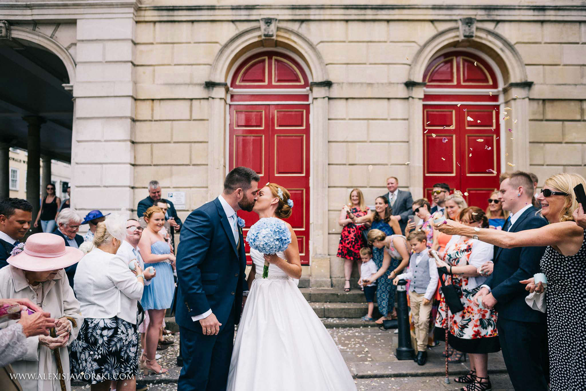 Windsor Guildhall Wedding Photographer  Alexis Jaworski