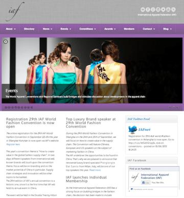 iaf website 2012