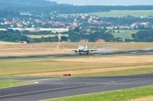 Touchdown: Landung der Germania D-AGET
