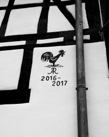 Restauration Scheune 2016-2017 - Hahn