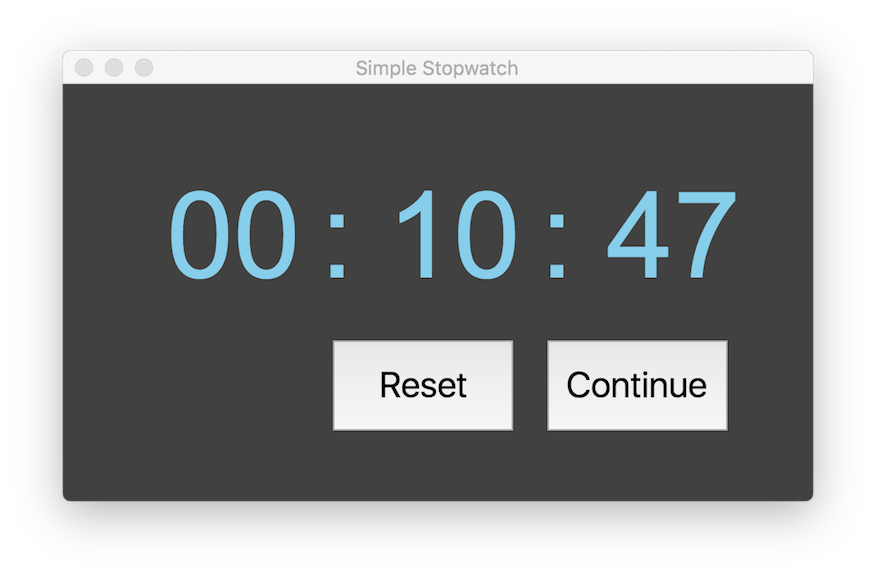 Building a Simple Stopwatch App with Electron