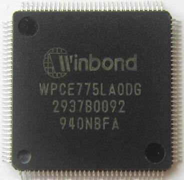100-NEW-WINBOND-WPCE775LAODG-IC-Chipset-Laptop-font-