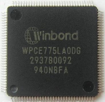 100-NEW-WINBOND-WPCE775LAODG-IC-Chipset-Laptop-font-