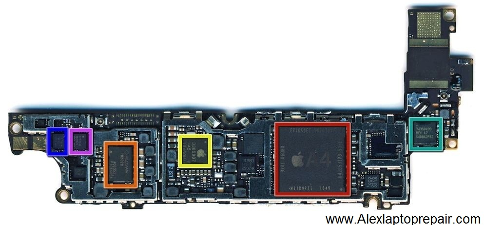 Well Iphone Plus 6 Logic Board Diagram On Iphone 4s Schematic Diagram