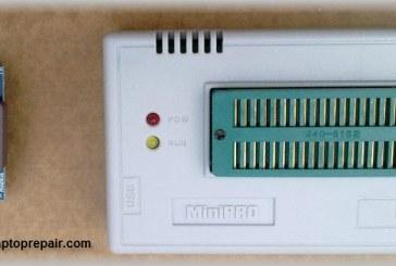 درس عن دائرة شحن البايوس MiniPro TL866cs USB