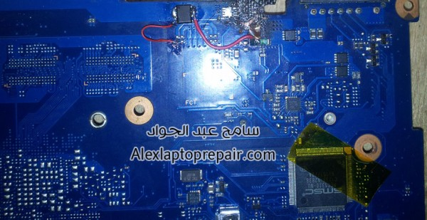 Samsung NP300V5A Motherboard SCALA3 15 2