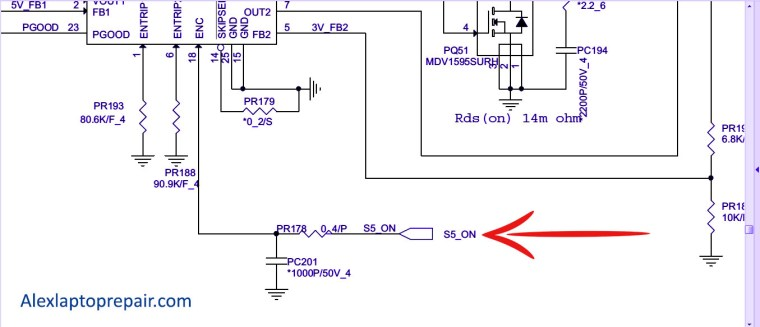 hp-15-no-power-schematic