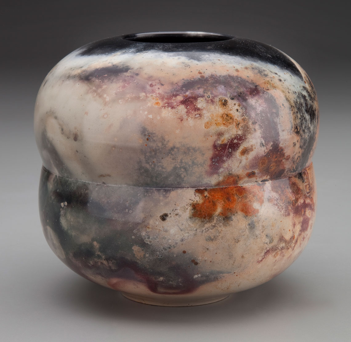 Breaking News  Alex Mandli  Saggar Fired and Pit Fired Pottery