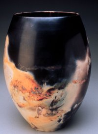 Pit Fired Pottery | Alex Mandli | Saggar Fired and Pit ...