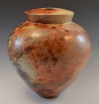 Alex Mandli | Saggar Fired and Pit Fired Pottery