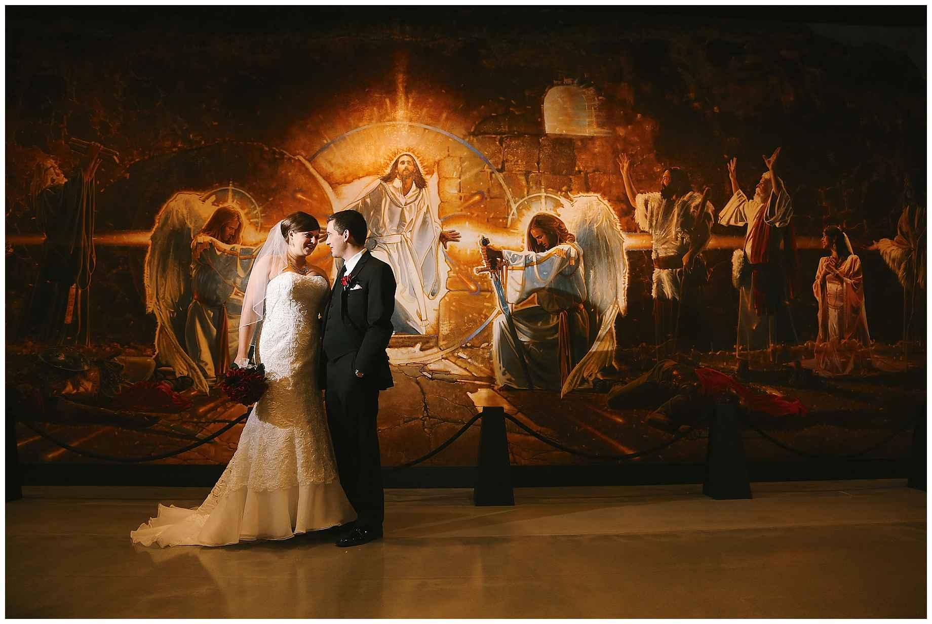 Museum Of Biblical Art Wedding Alexm