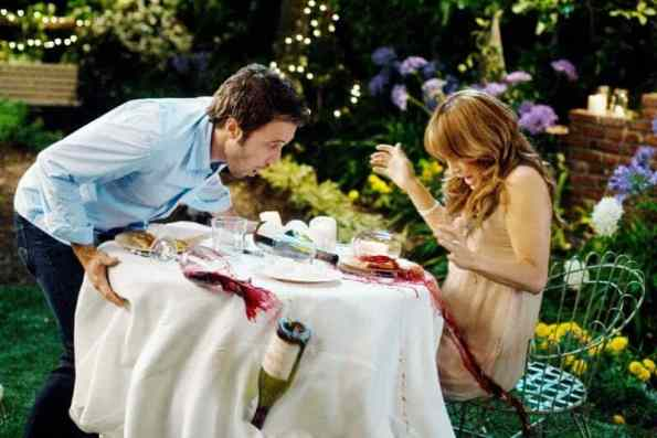 jennifer lopez and alex o'loughlin dinner date on set
